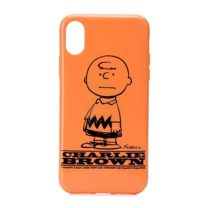 MARC JACOBS スマホケース・テックアクセサリー 【MARC JACOBS】Charlie Brown iPhone X/XS ケース(4)