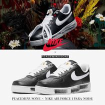 PEACEMINUSONE × NIKE AIR FORCE 1 PARA-NOISE - エアフォース1