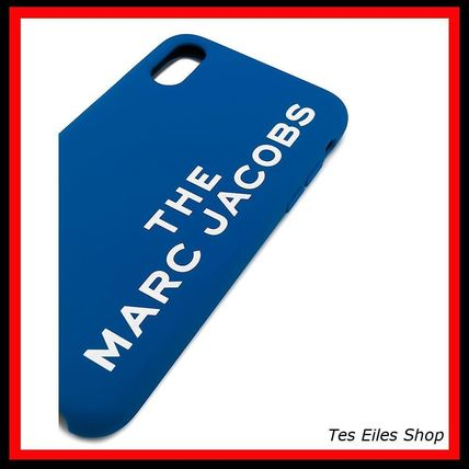 MARC JACOBS スマホケース・テックアクセサリー 【MARC JACOBS】ロゴ iPhone ケース(3)
