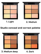 〈MAC〉Studio conseal and correct palette