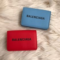 VIP SALE!【BALENCIAGA】Everyday Mini Wallet ☆4色