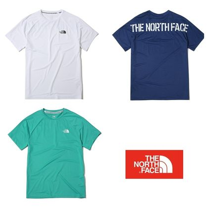 THE NORTH FACE Tシャツ・カットソー 【THE NORTH FACE】★テックリアクト半袖TEE [3色]