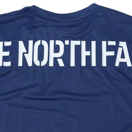 THE NORTH FACE Tシャツ・カットソー 【THE NORTH FACE】★テックリアクト半袖TEE [3色](4)