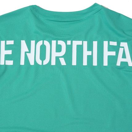 THE NORTH FACE Tシャツ・カットソー 【THE NORTH FACE】★テックリアクト半袖TEE [3色](10)