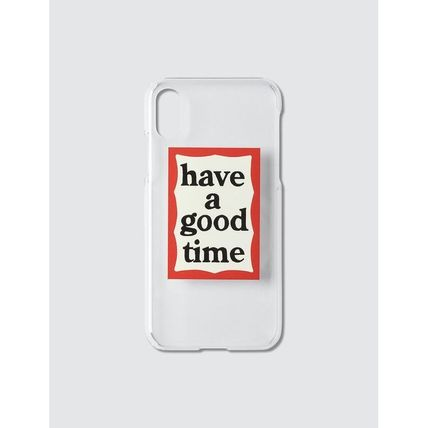 have a good time スマホケース・テックアクセサリー 【関税送料込】HAVE A GOOD Frame iPhone ケース X / Xs(4)