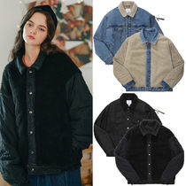 ★WV PROJECT★ジャケットLoopi reversible sherpa denim jacket