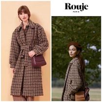 Rouge Paris GERARD Coat 70年代風