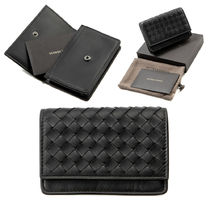 BOTTEGA VENETA★Intrechiato カードケース_133945 V001U 1000