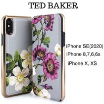 TED BAKER★花柄 iPhoneケース