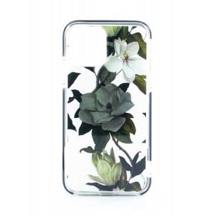 TED BAKER スマホケース・テックアクセサリー 【国内発】TED BAKER iPhoneケース 11/Pro/Max OPAL花柄(3)