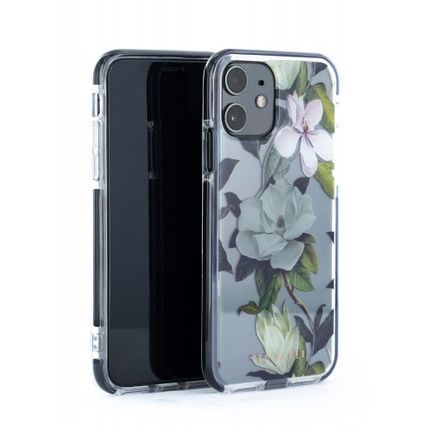 TED BAKER スマホケース・テックアクセサリー 【国内発】TED BAKER iPhoneケース 11/Pro/Max OPAL花柄(4)