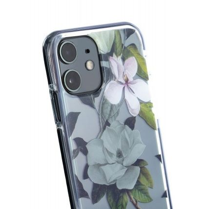 TED BAKER スマホケース・テックアクセサリー 【国内発】TED BAKER iPhoneケース 11/Pro/Max OPAL花柄(5)