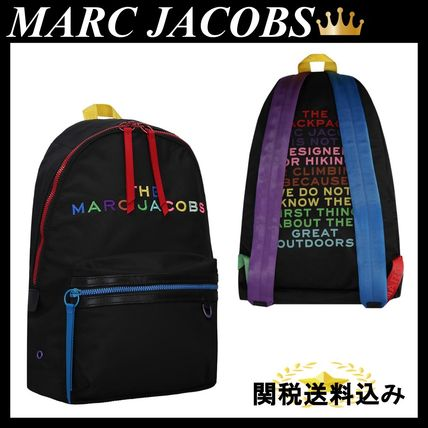 MARC JACOBS バックパック・リュック MARC JACOBS THE PRIDE BACKPACK IN NYLON