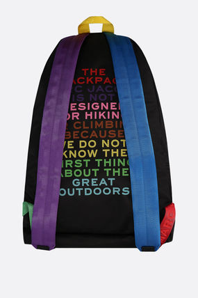MARC JACOBS バックパック・リュック MARC JACOBS THE PRIDE BACKPACK IN NYLON(4)