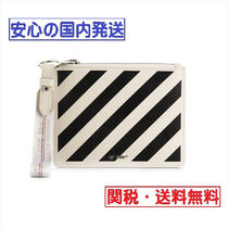 WHITE DIAG POUCH / ホワイト / バッグ / OFF-WHITE