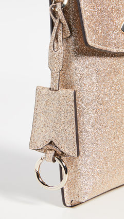 kate spade new york スマホケース・テックアクセサリー 【kate spade new york】Glitter Flap Cross Body Bag(4)
