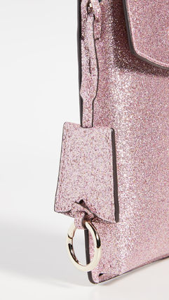 kate spade new york スマホケース・テックアクセサリー 【kate spade new york】Glitter Flap Cross Body Bag(8)