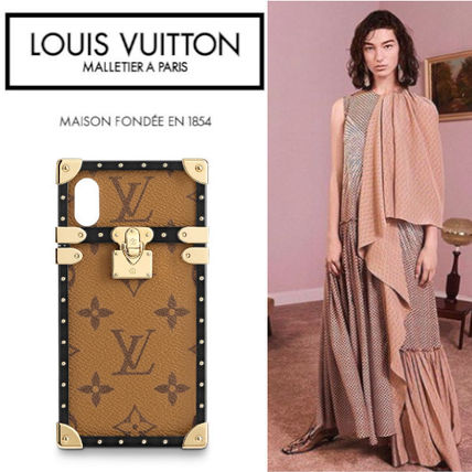 Louis Vuitton スマホケース・テックアクセサリー 【Louis Vuitton】 Eye Trunk IPHONE X & XS ケース