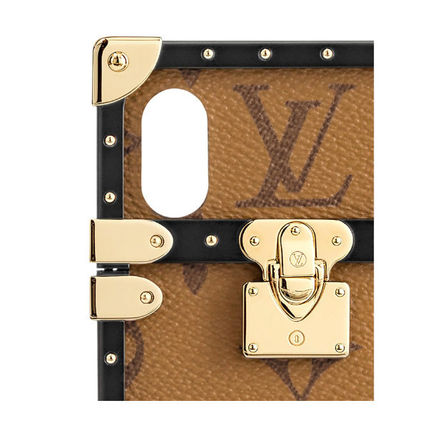 Louis Vuitton スマホケース・テックアクセサリー 【Louis Vuitton】 Eye Trunk IPHONE X & XS ケース(2)