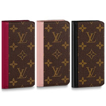 《Louis Vuitton》 iPhone X/XS/XS MAX フォリオ  モノグラム