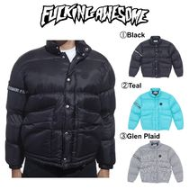 【Fucking Awesome】☆19FW最新☆World Entertainment Puffer