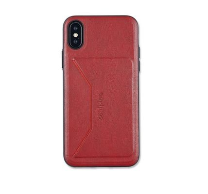 SCULPTOR スマホケース・テックアクセサリー SCULPTOR Faux leather Card Holder Phone Case MH680 追跡付(9)