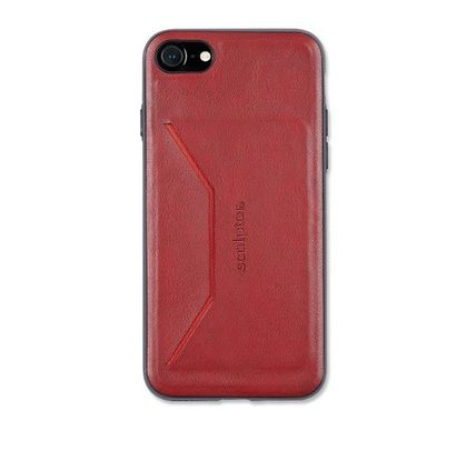 SCULPTOR スマホケース・テックアクセサリー SCULPTOR Faux leather Card Holder Phone Case MH680 追跡付(10)