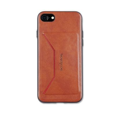 SCULPTOR スマホケース・テックアクセサリー SCULPTOR Faux leather Card Holder Phone Case MH680 追跡付(14)