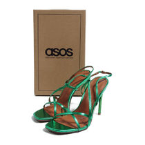 ASOS::Notorious strappy heeled sandals:3[RESALE]