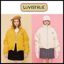 ☆ LUV IS TRUE☆  MD QUILTING PADDING 2色
