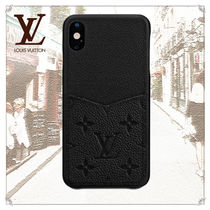 19FW 国内発送 [LOUIS VUITTON] IPHONE・バンパー XS MAX