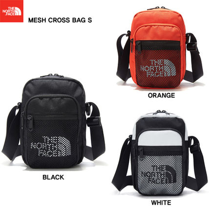 【THE NORTH FACE】MESH CROSS BAG S