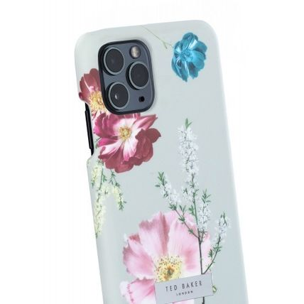 TED BAKER スマホケース・テックアクセサリー TED BAKER iPhone11/11Pro/11ProMAX ハードケース 花柄(3)