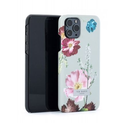 TED BAKER スマホケース・テックアクセサリー TED BAKER iPhone11/11Pro/11ProMAX ハードケース 花柄(4)