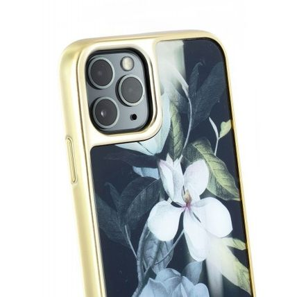 TED BAKER スマホケース・テックアクセサリー TED BAKER iPhone11/11Pro/11ProMAX ハードケース 花柄(7)
