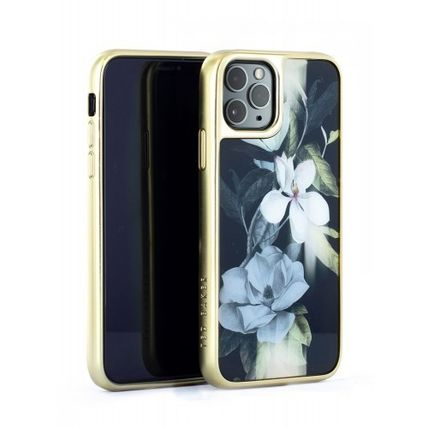 TED BAKER スマホケース・テックアクセサリー TED BAKER iPhone11/11Pro/11ProMAX ハードケース 花柄(8)