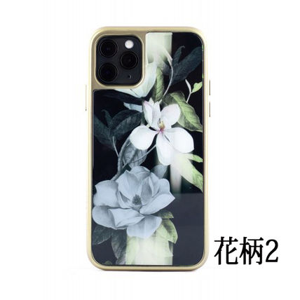 TED BAKER スマホケース・テックアクセサリー TED BAKER iPhone11/11Pro/11ProMAX ハードケース 花柄(6)