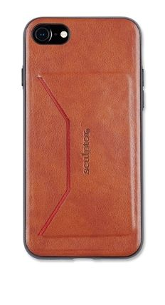 SCULPTOR スマホケース・テックアクセサリー ★SCULPTOR★19FW FAUX LEATHER CART HOLDER PHONE CASE 全3色(5)