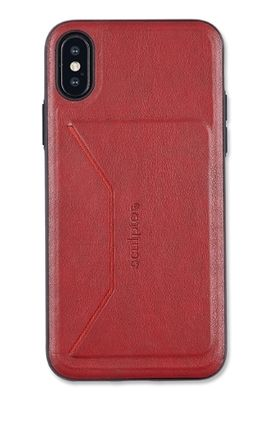 SCULPTOR スマホケース・テックアクセサリー ★SCULPTOR★19FW FAUX LEATHER CART HOLDER PHONE CASE 全3色(9)