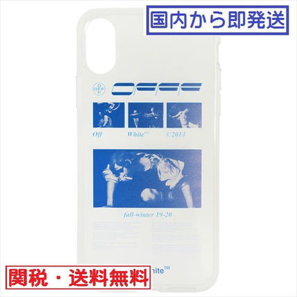 Off-White スマホケース・テックアクセサリー IPHONE X COVER / iPhoneケース / iPhone X・XS用 / OFF-WHITE