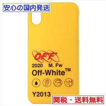 INDUSTRIAL Y013  /iPhoneケース / iPhone X・XS用 / OFF-WHITE