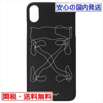 ABSTRACT ARROWS / iPhoneケース / iPhone X・XS用 / OFF-WHITE