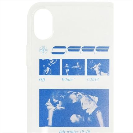 Off-White スマホケース・テックアクセサリー IPHONE XR COVER / iPhoneケース / iphone XR 用 / OFF-WHITE(2)