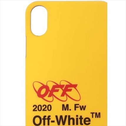 Off-White スマホケース・テックアクセサリー INDUSTRIAL Y013 IPHONE XR COVER / iphone ケース / OFF-WHITE(2)