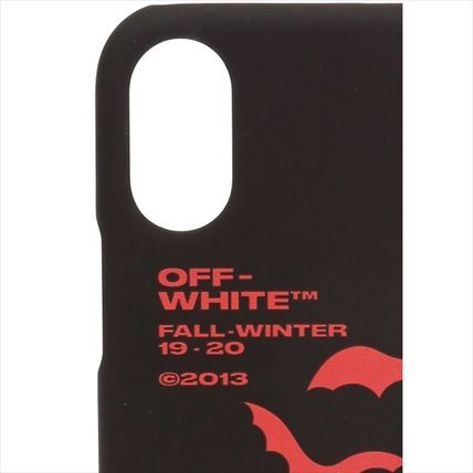 Off-White スマホケース・テックアクセサリー IPHONE X COVER / iPhoneケース / iPhone X・XS用 / OFF-WHITE(2)