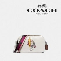 限定★STAR WARS×COACH JES CROSSBODY IN SIGNATURE F88008