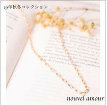 【nouvel amour】日本未入荷  チェーン ネックレス