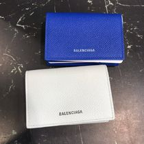 VIP SALE!【BALENCIAGA】Ville Mini Wallet