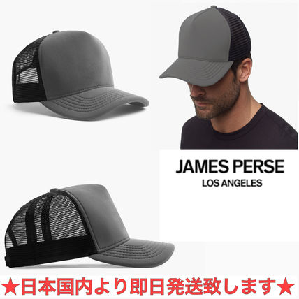JAMES PERSE キャップ すぐ届く【JAMES PERSE】SCUBA TRUCKERキャップ