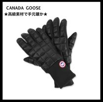 【CANADA GOOSE】☆完全限定☆ NORTHERN GLOVE LINERS 手袋